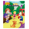 9-3680 I'm Safe! with my Pet Activity Book - English