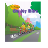 1-1010 I'm Safe! on My Bike Storybook - English