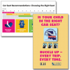 """""""Is your child in the right seat?"""" Cell Phone Screen Cleaner"""