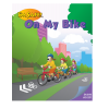 I'm Safe! on My Bike Activity Coloring Book