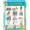 7-3152 Water-Wise Bingo Game — Pre-K - K — English