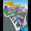 6-1345 SRTS Activity Coloring Book - Spanish Edition