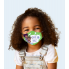13-1034 Child Triple Protection Face Mask - Washable
