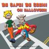 6-1367 Custom Halloween Safety Stickers