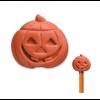 LL801585 Halloween Pumpkin Pencil Top Eraser
