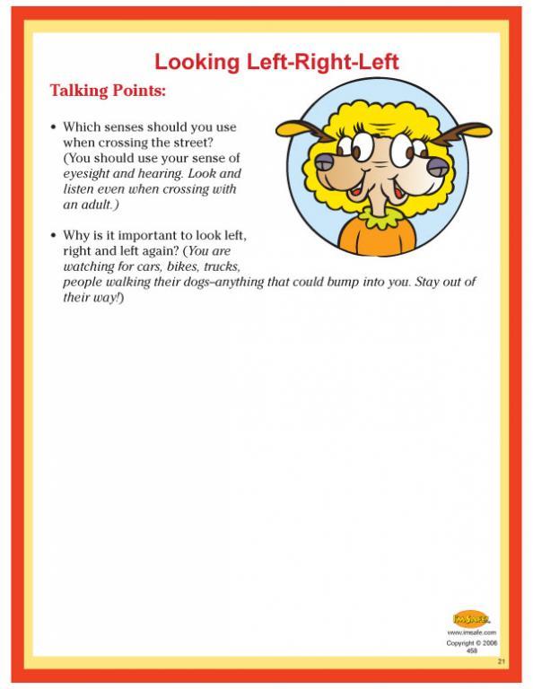 6 4580 Walk N Roll Bingo Presenter S Cards English I